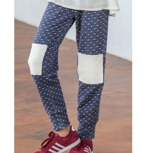 Matilda Jane Patches and Polka Dots Joggers